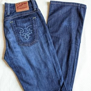 """Lucky Brand jeans long inseam 34"""""""